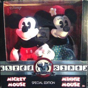 Disney Other - Mickey Minnie Mouse Special Edition NIB
